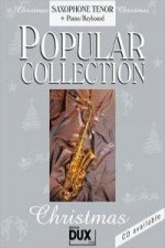 Popular Collection Christmas. Saxophone Tenor + Piano / Keyboard