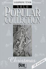 Popular Collection Christmas. Saxophone Tenor Solo