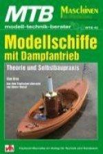 Modellschiffe mit Dampfantrieb