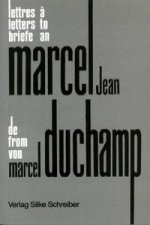 Brief an Marcel Jean von Marcel Duchamp