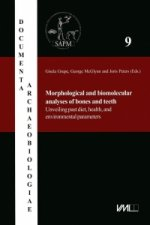 Morphological and biomolecular analyses of bones and teeth