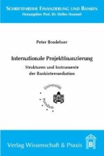 Internationale Projektfinanzierung