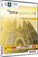 tmx 5.0 Spanisch Komplettversion mit Sprachausgabe. Windows 7; Vista; XP; 2000