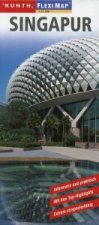 KUNTH FlexiMap Singapur 1 : 12 500