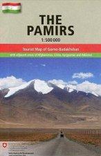 The Pamirs / Pamir 1 : 500 000