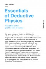 Essentials of Deductive Physics