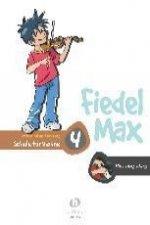 Fiedel-Max für Violine - Schule, Band 4. Klavierbegleitung