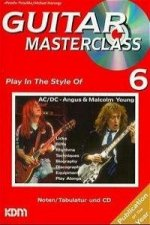 Guitar Masterclass Band 06