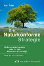 Die naturkonforme Strategie