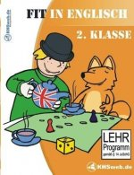 Fit in Englisch: Lernspiele 2. Klasse. CD-ROM ab Windows Vista/XP/2000/ME/98