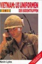 Vietnam-US-Uniformen der Bodentruppen