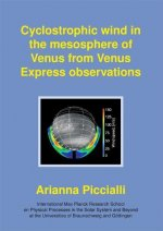 Cyclotrophic wind in the mesosphere of Venus from Venus Express observations