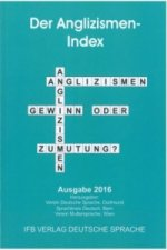 Der Anglizismen-Index 2016