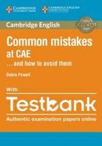 Common Mistakes at Cae and How to Avoid Them Paperback with Testbank