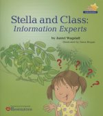 Stella & Class: Information Experts