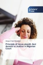 Principle of locus standi: And Access to Justice in Nigerian Court