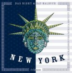 Night & Day-Malbuch: New York