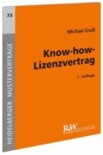 Know-how-Lizenzvertrag