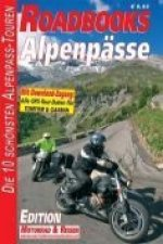 M&R Roadbooks: Alpenpässe