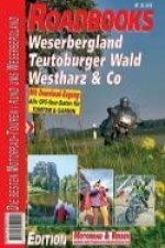 M&R Roadbooks: Weserbergland, Teutoburger Wald, Westharz & Co