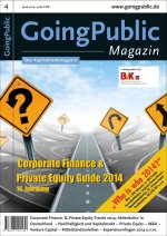 Corporate Finance & Private Equity Guide 2014
