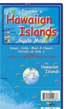 Franko Map Hawaiin Islands Guide
