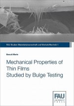 Mechanical Properties of Thin Films Studied by Bulge Testing