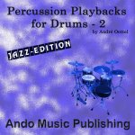 Percussion Playbacks for Drums - 2