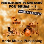 Percussion Playbacks for Drums - 3