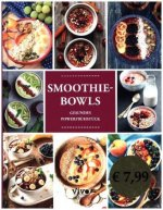Smoothies in a bowl