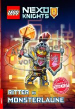 LEGO Nexo Knights - Ritter in Monsterlaune