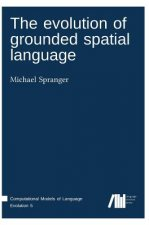 The evolution of grounded spatial language