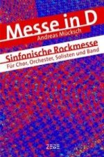 Messe in D - Partitur