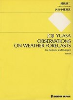 Observations on Weather Forecasts: For Baritone and Trumpet