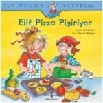 Elif Pizza Pisiriyor