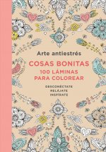 Arte Antiestres: Cosas Bonitas. 100 Laminas Para Colorear (Anti-Stress Art: Beautiful Objects. 100 Pages to Color)
