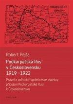 Podkarpatská Rus v Československu 1919–1922