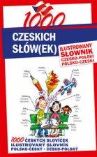 1000 czeskich slow(ek) Ilustrowany slownik czesko-polski . polsko-czeski