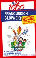 1000 francuskich slowek Ilustrowany slownik francusko-polski . polsko-francuski