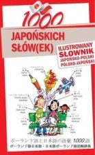 1000 japonskich slow(ek) Ilustrowany slownik japonsko-polski polsko-japonski
