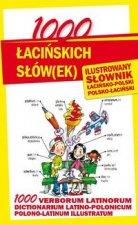 1000 lacinskich slow(ek) Ilustrowany slownik polsko-lacinski  lacinsko-polski