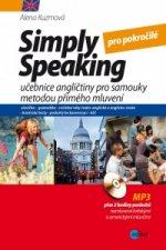 Simply speaking pro středně pokročilé + CD