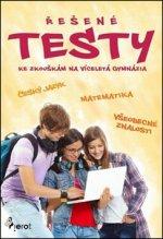Řešené testy pro víceletá gymnázia