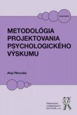Metodológia projektovania psychologického výskumu
