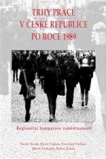 Trhy práce v České republice po roce 1989