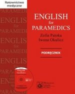 English for Paramedics Podrecznik z plyta CD