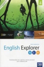 English Explorer New 4 Podrecznik