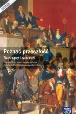 Poznac przeszlosc Rzadzacy i rzadzeni Podrecznik do historii i spoleczenstwa