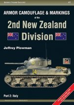 Armor Camouflage & Markings of the 2nd New Zealand Division, Part 2: Italy