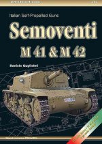 Semoventi M 41 & M 42: Italian Self-Propelled Guns